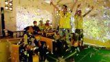 दलाल मेरी टी वी: एक फुटबॉल के प्रशंसक के लिए परम सैलून
