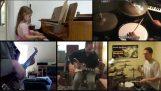 เพลงแต่งดนตรีต่าง ๆ บน Youtube