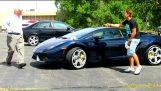 Poop na Lamborghini Prank poszło nie tak!