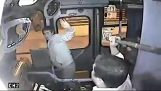 Karma punishes a thief in bus
