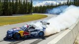 "Mad Mike Whiddett a jeho Mazda MX-5 ""RADBUL"" Drift Highlands"
