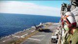 การทดสอบของ 35B F ในอเมริกา USS
