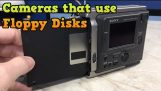Back when cameras used… Floppy Disks