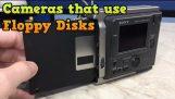 Biztonsági kamerák használata… Floppy lemezek