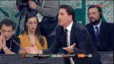 Παναθηναϊκός – Ολυμπιακός 85-87 Highlights