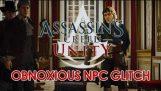 Убиец ' s Creed единство – Неприятна NPC прекъсват анимация