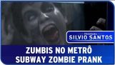 Zombie attack on the subway