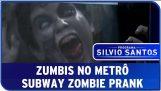 지하철에서 좀비 공격
