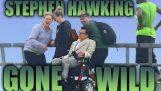 STEPHEN HAWKING GONE WILD PRANK