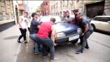 Stop a Douchebag feat. BodyMania power lifters – Ripped Squad
