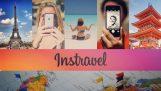 All Instagram travel photos are similar