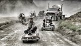 Mad Max Kart paintball a fost