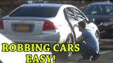 CARS soyabilir (Sosyal deneyi)