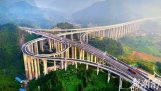 The highest road junction in the world (China)