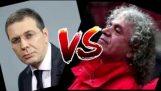 Στέφανος Χίος VS Τάκης Τσουκαλάς