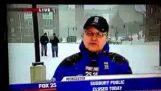 Drug deal captured on live TV