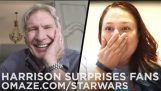 Harrison Ford... iznenadi Star Wars fanovi sa velike novosti za dobrotvorne svrhe