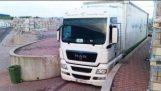Most Amazing Trucks Fahrer der Welt