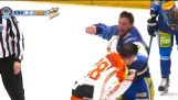 Avis Man Ozzy: Hockey sur glace vs Football