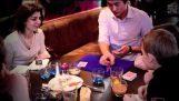 Prix d'un magicien de table ? Un magicien mentaliste pro pour un mariage inoubliable