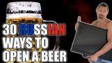 30 rosyjskich sposobów, aby otworzyć piwo