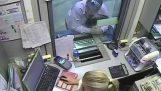 As cheater cheated bank teller in Kirov