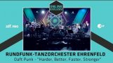 "Rundfunk-Tanzorchester Ehrenfeld : Daft Punk – ""Harder, Better, Faster, Stronger"""