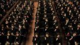테레 민에 베토벤을 연주 167 일본 여성