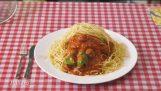 Spaghetti scream