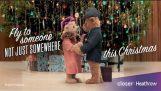 مطار هيثرو الدببة عيد الميلاد TV الاعلان – #HeathrowBears