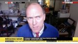 Sky News cut off the former commander of British Armed Forces Jonathan Shaw over Syria