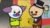 Clownterview – Ціанід & Щастя