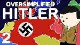 Hitler – Eccessivamente semplificata (Parte 2)