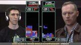 Finals – 2016 Classic Tetris World Championship