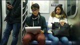 ศิลปะรถไฟใต้ดิน