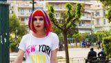 Drag Queen στην Ελλάδα