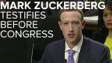 Zuckerberg's Senate hearing highlights in 10 minutes