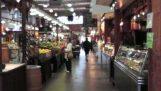 El mercado de Granville Island Public Market