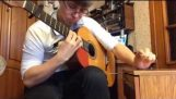 Guitar + Pen Tapping