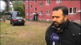 المهاجرين الجدد وصلوا إلى غاضب: الإسكان المركزي الطلب