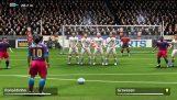 Free Kicks from FIFA 94 to 16