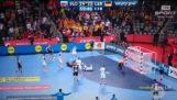 Slovenien vs Tyskland Sidste Handling Unbelievable!!!| Kroatien 2018