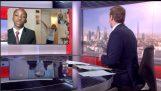 BBC Interview Parodie