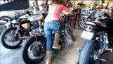 เริ่ม Harley Ironhead เตะสาว