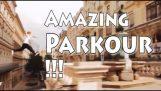 parkour amazing !!!