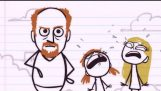 Louis CK – Kids on the boat
