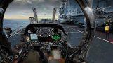 Jet Cockpit-view Compilation