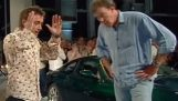 Jeremy Clarkson pomáhá Richard Hammond – Top Gear