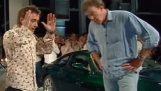 Jeremy Clarkson helps Richard Hammond – Top Gear