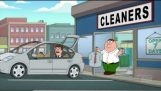 Family Guy – Peter Becomes an Uber Driver